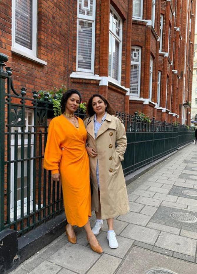 Masaba, Neena Gupta, Neenaji