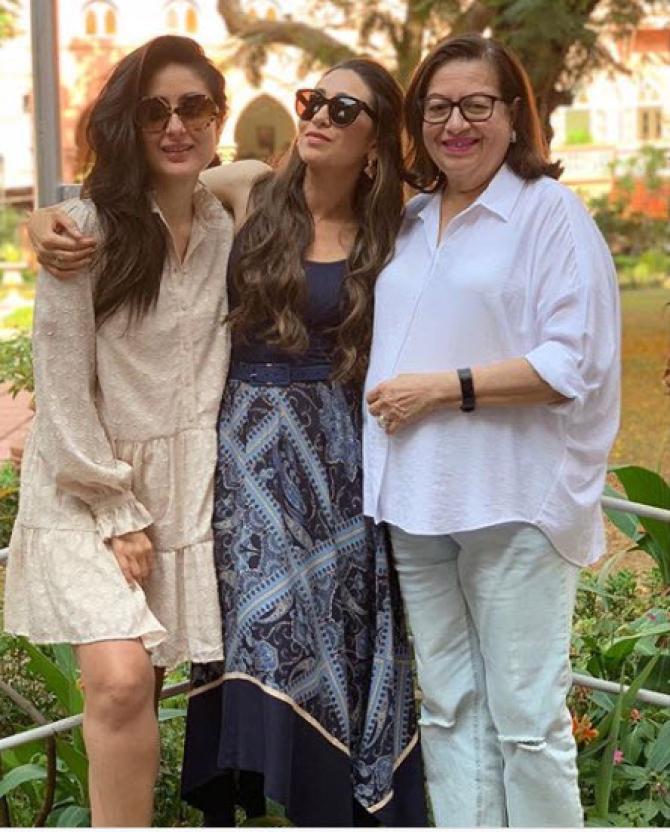 Babita, Kareena Kapoor Khan, Karisma Kapoor