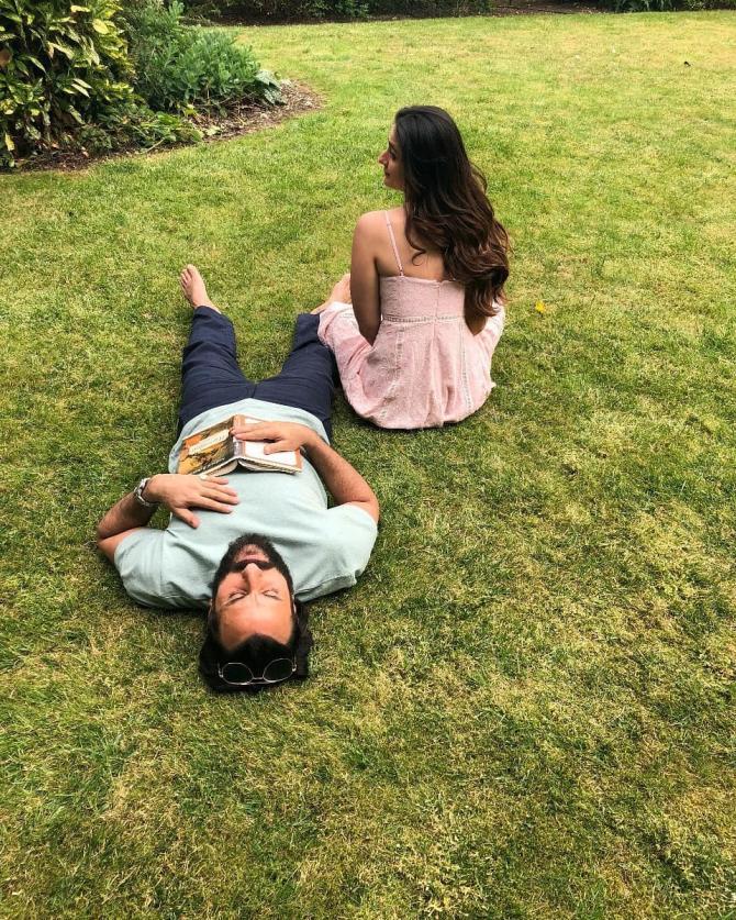 Kareena Kapoor Khan and Saif Ali Khan