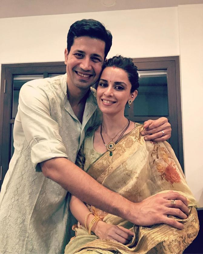 Sumeet Vyas and Ekta Kaul