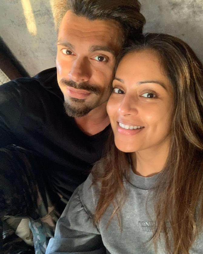 TV actors who were replaced during lockdown: Karan Singh ... |Karan Singh Grover And His New Wife