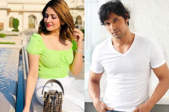 Surlie Jasraj Singh and Randeep hooda