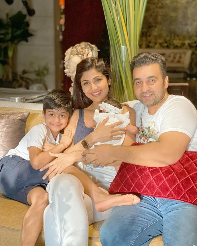 Shilpa Shetty goes to Goa to celebrate her first family vacation with daughter Samisha, see photos and videos Funny Jokes