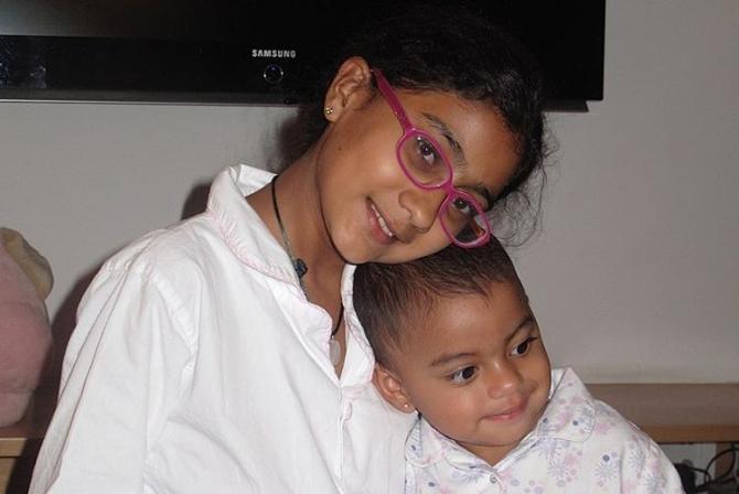 Renee and Alisah