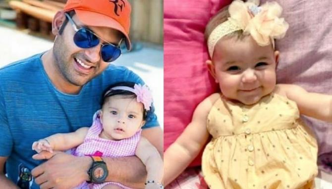Kapil Sharma's Daughter Anayra Sharma's Expressions Are Adorable As She Plays With Her Daddy [VIDEO]