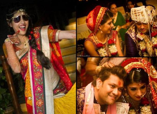 Aishwarya Sakhuja and Rohit Nag's Wedding
