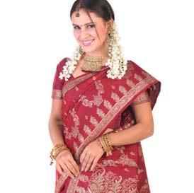 Marrying in your Mom's Wedding Sari
