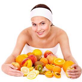 Use Leftover Fruits for Clearer Skin