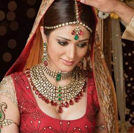 Feelings of a Bride Before Wedding