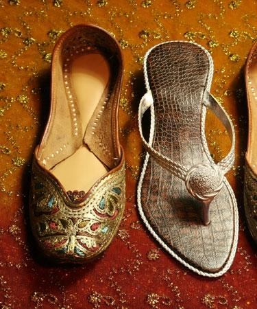 Choose stylish footwear