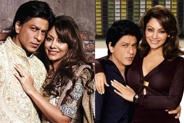 Magical Love Story of Shah Rukh Khan and Gauri ...