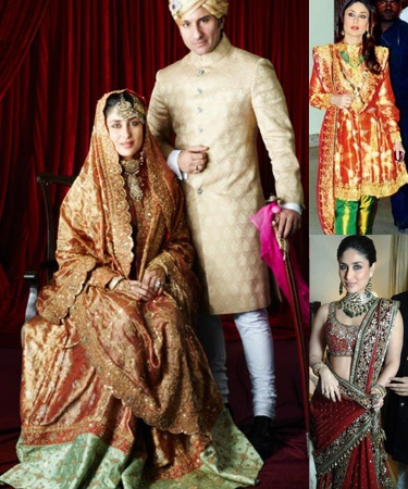 Kareena Kapoor wedding with saif