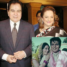 The Love Saga of Dilip Kumar and Saira Banu
