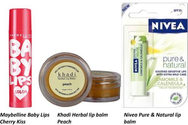 Top 5 Lip Gloss and Lip Balm Brands in India ...