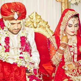 Sacred Rituals of an Indian Muslim Wedding