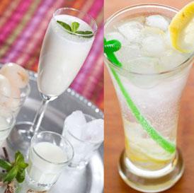 8 Must Beverages in a Summer Wedding Menu