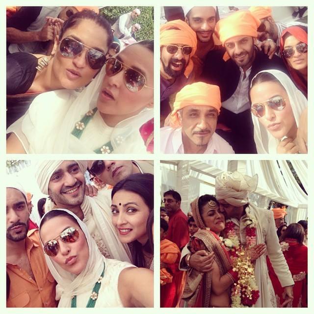 Gaurav Kapoor weddings