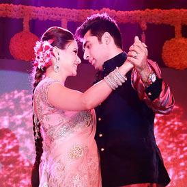The Wedding Story of Aamna Sharif and Amit Kapoor ...Aamna Sharif Real Life Marriage Photos