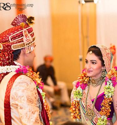 beautiful varmala moments from real indian weddings