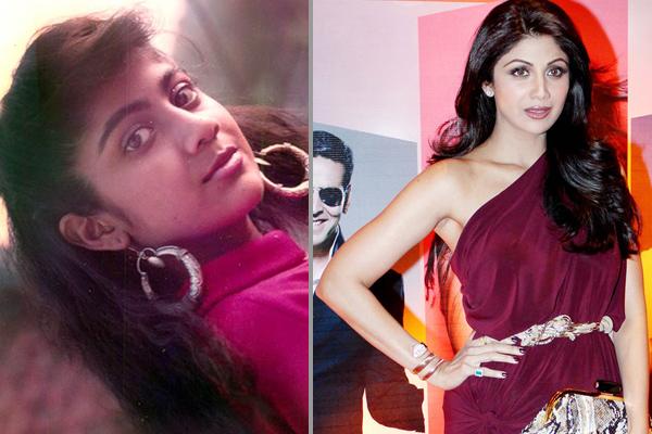 Dusky Bollywood Divas Who Went For Skin Lightening Treatment - Shilpa Shetty