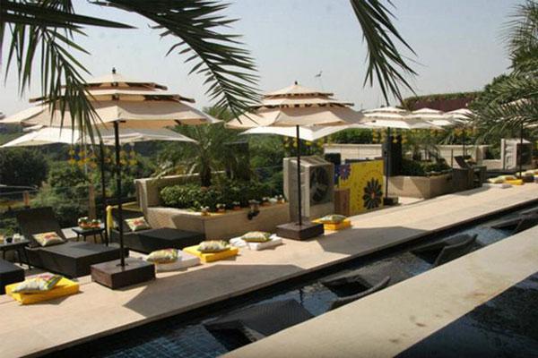 stunning and luxury wedding destinations in India 2015 Taj vivanta