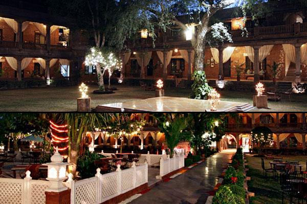 stunning and luxury wedding destinations in India 2015 ranbanka palace jodhpur