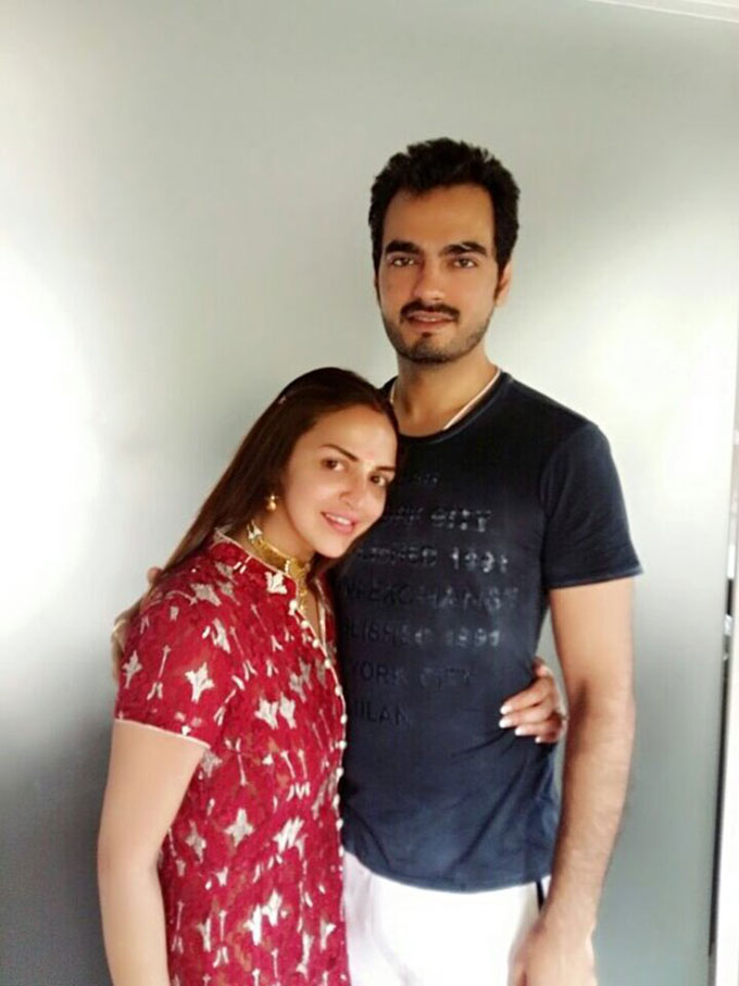 hema malini wishes daughter esha deol on her birthday to become a mother soon