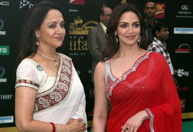 hema malini wishes daughter esha deol to become a mother soon