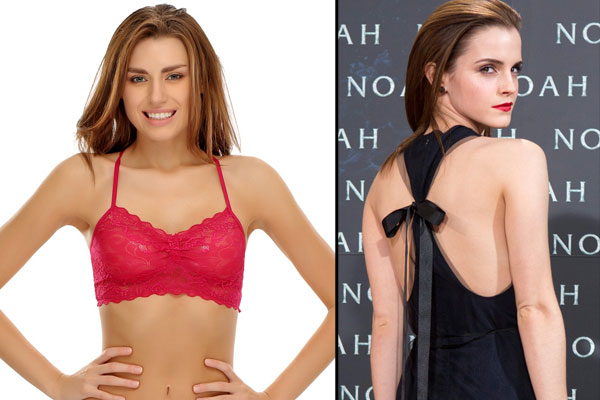 which kind of bra to wear with which kind of dress