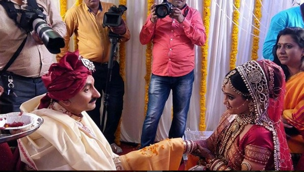 Wedding Photos Of TV Actress Disha Vakani Aka Dayaben
