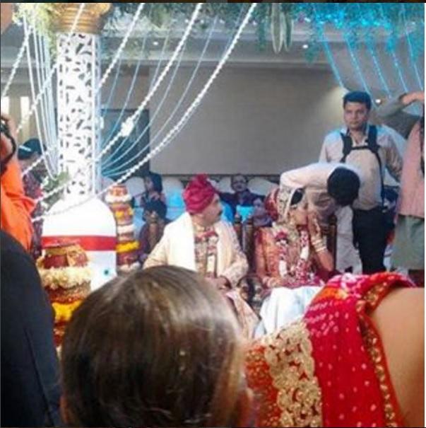 CONGRATULATIONS: Disha Vakani Aka Dayaben Ties The Knot
