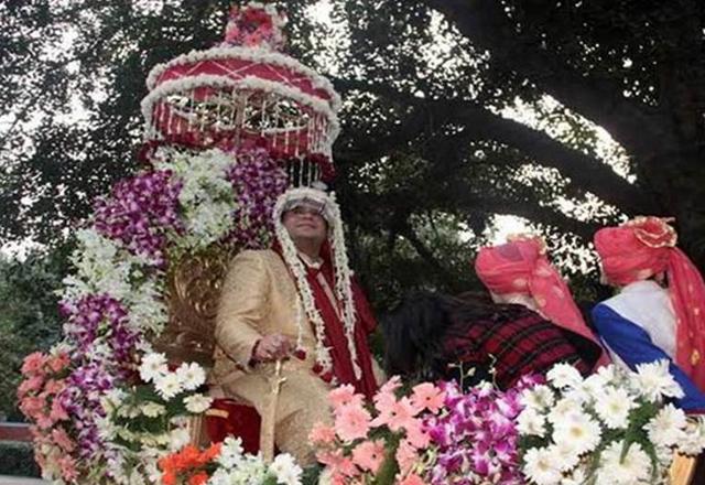Arun Jaitley's daughter's wedding