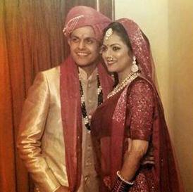 TV Actress Drashti Dhami Ties The Knot With Boyfriend Neeraj Khemka