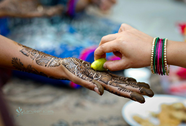 Bridal Mehendi Dark And Long Lasting