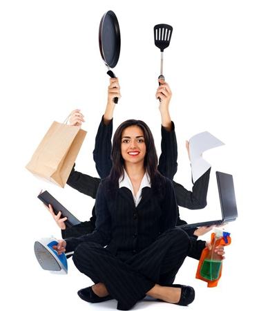 #5 Women are better at multitasking