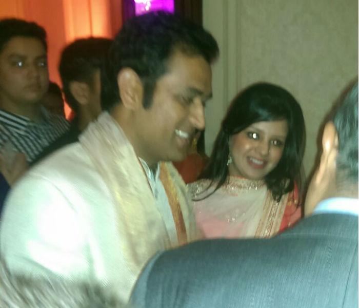 Suresh Raina Priyanka Chaudhary Wedding