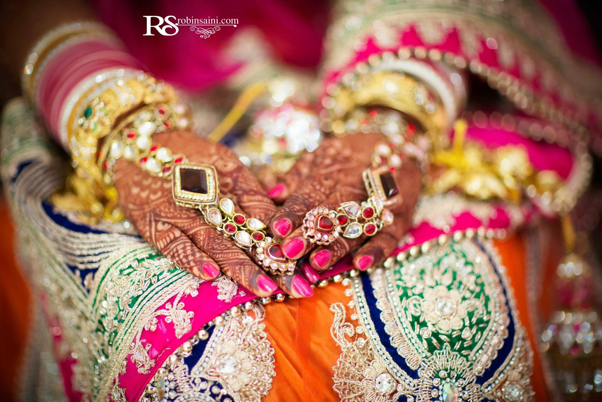Images Courtesy:  Robin Saini Photography