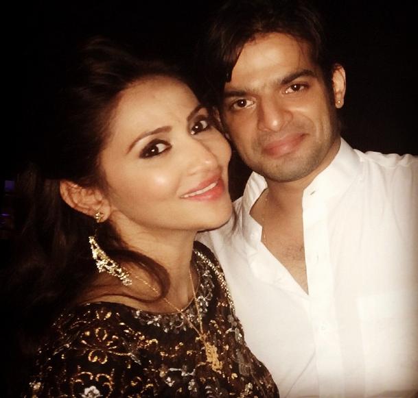 Karan Patel and Ankita Bhargav