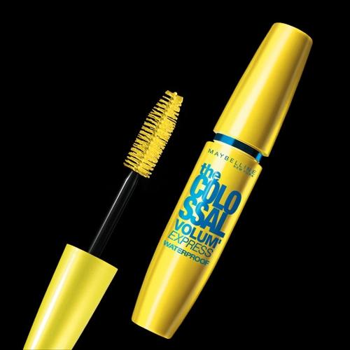#1. Maybelline Colossal Volum' Express Waterproof Mascara
