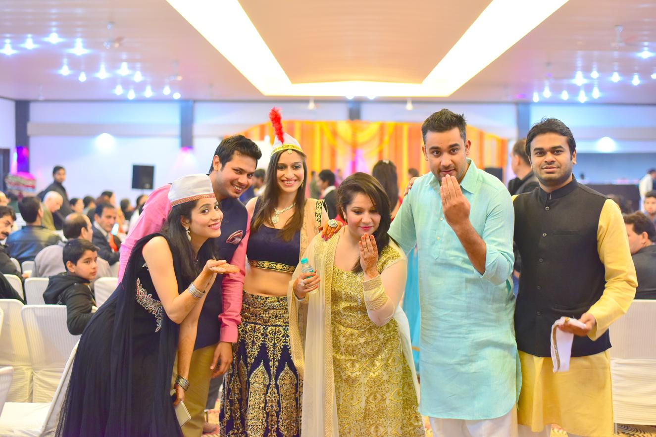 This Splendid Kashmiri Wedding With An English Flavour Shows What ...