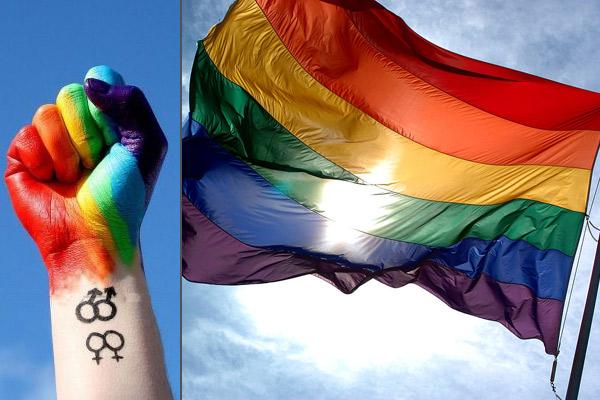 rainbow pride flag gay lesbian equality