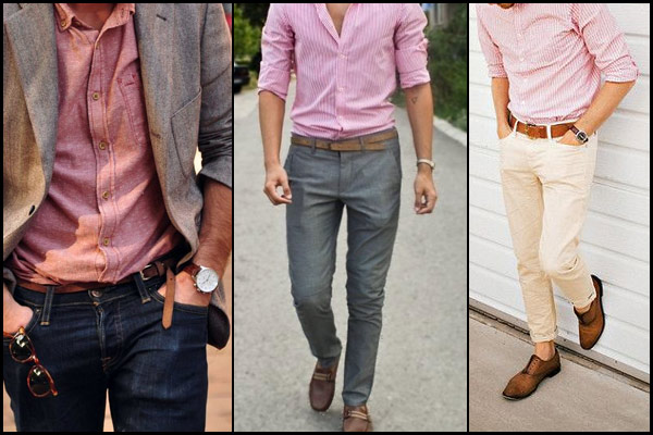 tips for men to wear pink at indian wedding- bollywoodshaadis