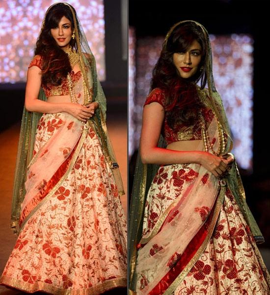 #3. Chitrangada Singh for Debarun Mukherjee