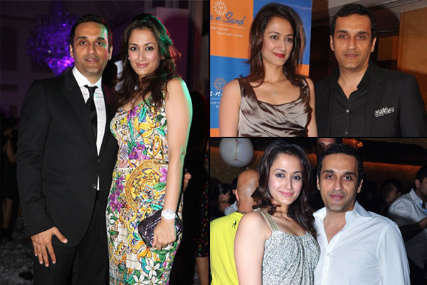 Actresses who married businessman