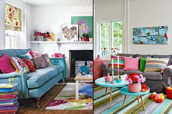 How to Decorate Your Living Room within a Budget