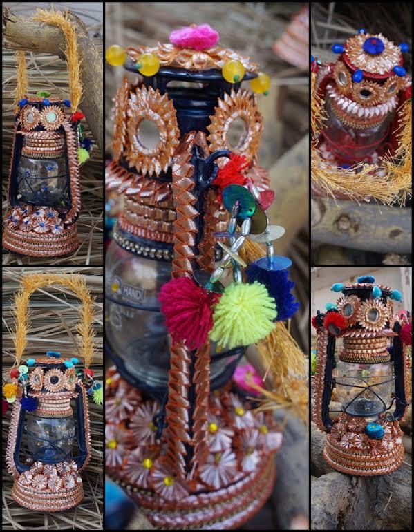 Gota Jewellery For Brides