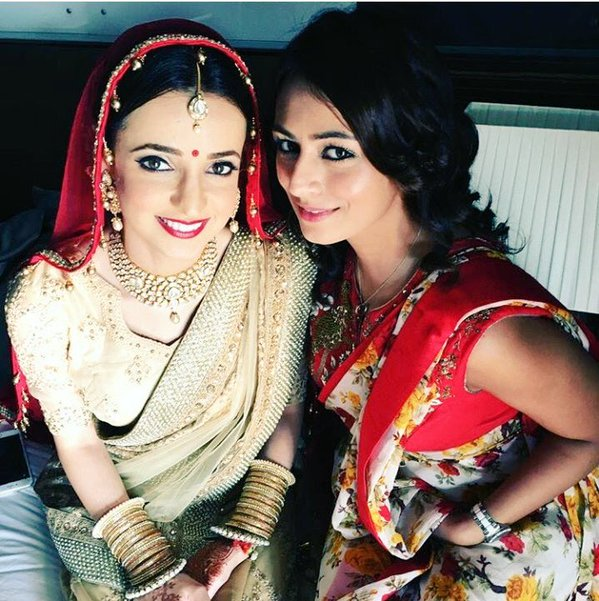 wedding story of sanaya irani and mohit sehgal