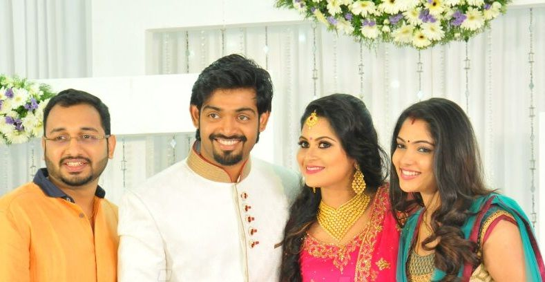 south indian actress sruthi lakshmi married