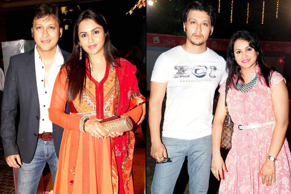 Small-screen couples Married for over a decade make  us believe in Happily-Ever-After