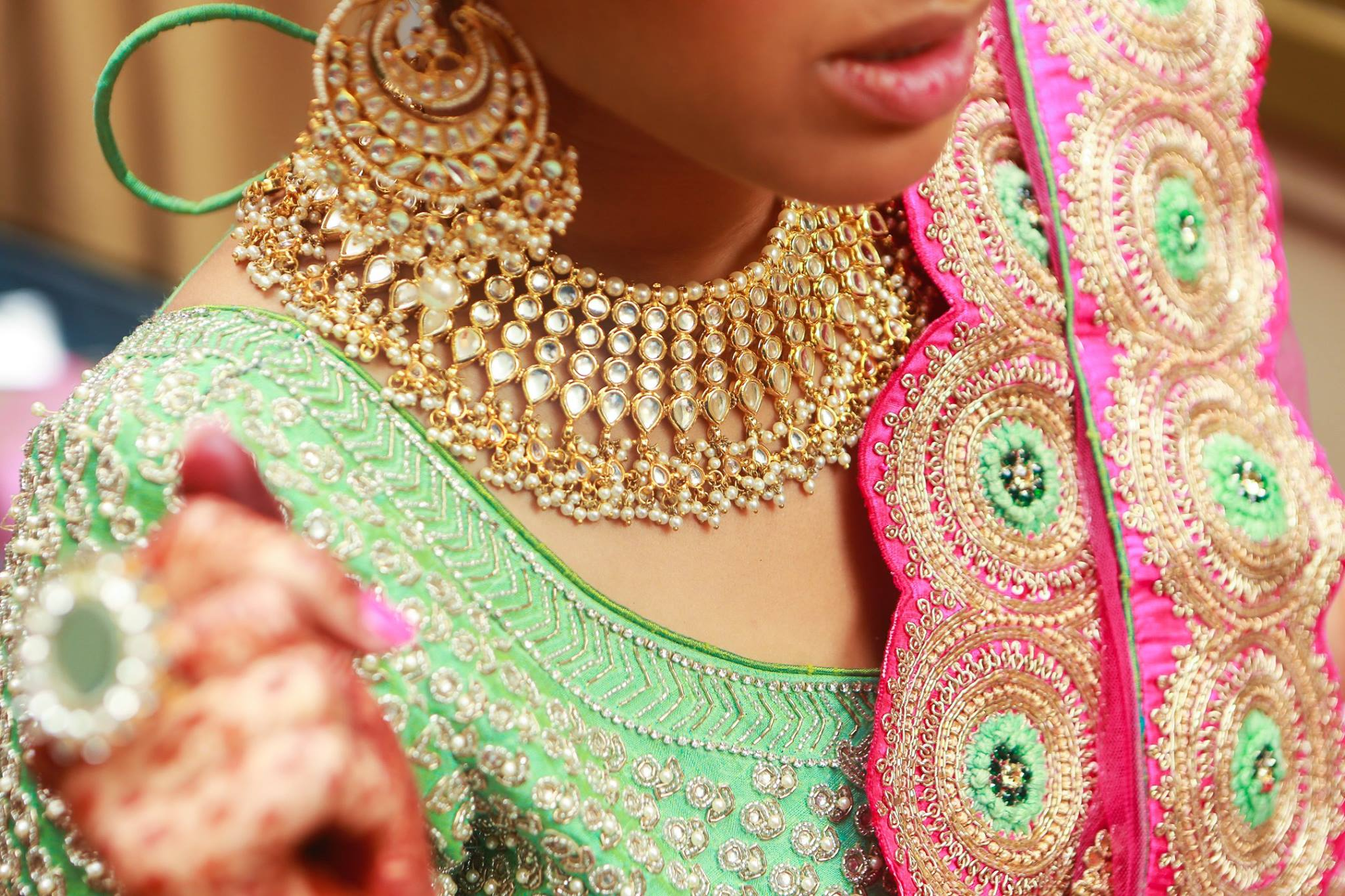 Tips To Take Care Of Your Bridal Jewellery gold jewellery